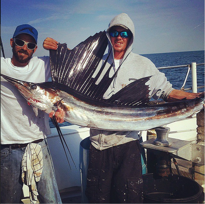 Obsession fishing charters cape canaveral play for Obsession fishing charters