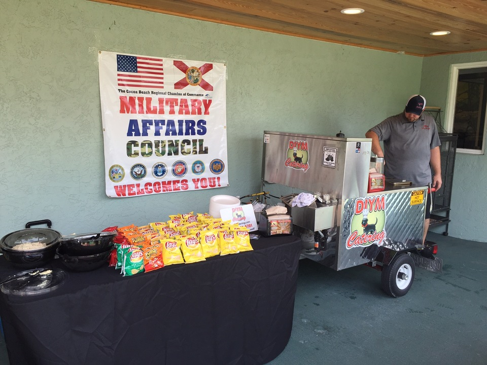 MAC Golf Event Benefits Military Community