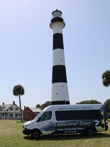 Cape Canaveral Lighthouse & Tour Van
