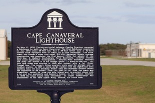 Cape Canaveral Lighthouse Historic Site