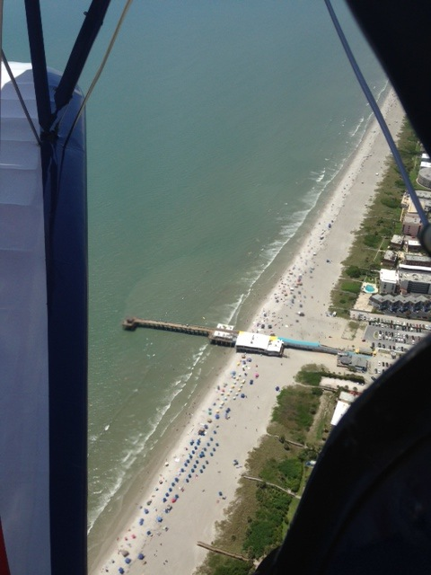 CVB Feature: Experience the Cocoa Beach Area From the Sky