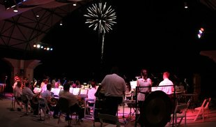 July 4th Event with the Brevard Symphony Orchestra