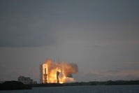 Historic Orion Launch Draws Big Tourism Numbers for Cocoa Beach Area