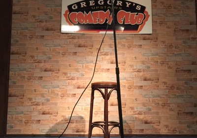 CVB Director Feature: Gregory's Comedy Club