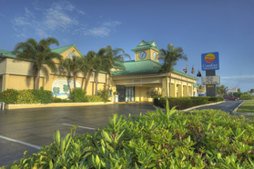 Located in the Heart of Cocoa Beach